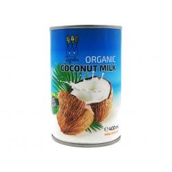 Органично кокосово мляко, Земела, 400 мл.