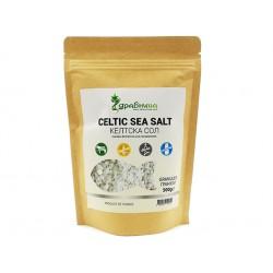 Celtic Sea Salt, coarse crystals, Zdravnitza, 500 g