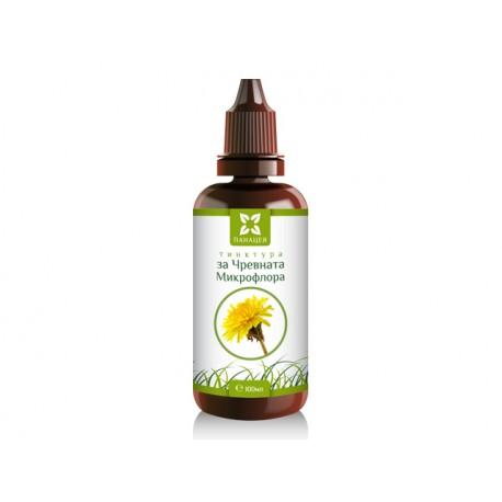 Intestinal Microflora, herbal tincture, Panacea, 100 ml