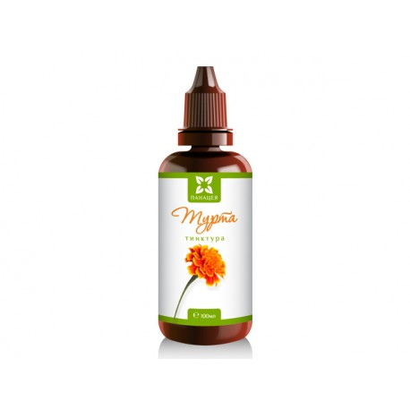 African Marigold, herbal tincture, Panacea, 100 ml