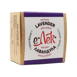 Lavender ointment, anti stress, eLek, 20 ml