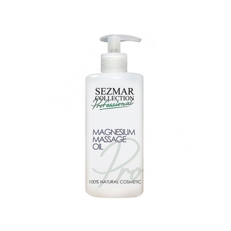 Magnesium Massage Oil, professional, Sezmar, 500 ml