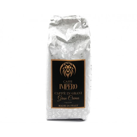 Caffe Impero, Gran Crema, grani, 1 kg
