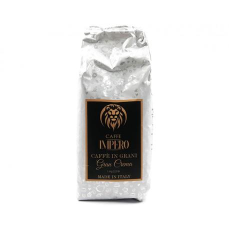 Кафе Имперо, Gran Crema, зърна, 1 кг.