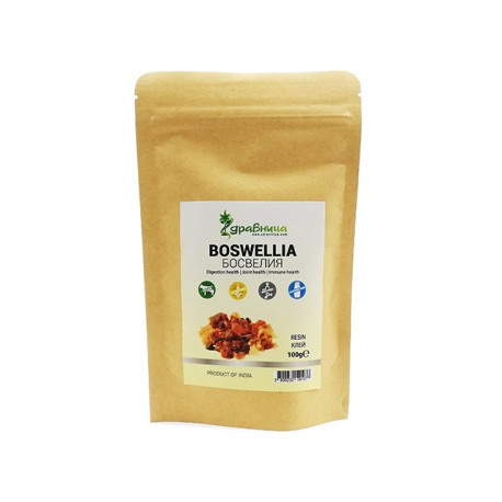 Boswellia (Indian frankincense), clay, Zdravnitza, 100 g