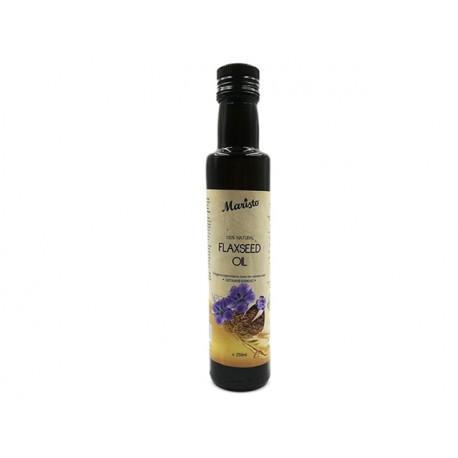Flaxseed oil, unrefined, Maristo, 250 ml