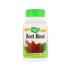 Beet Root, Nature's Way, 100 capsules