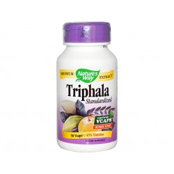 Triphala, standardized, Nature's Way, 90 capsules
