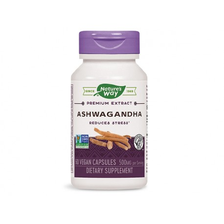 Ashwagandha, Nature's Way, 60 vegan capsules