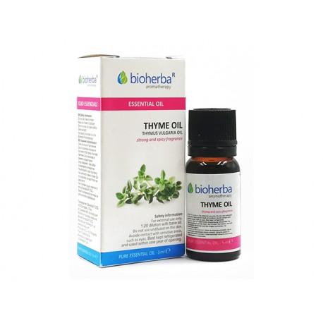 Thyme, essential oil, Bioherba, 5 ml