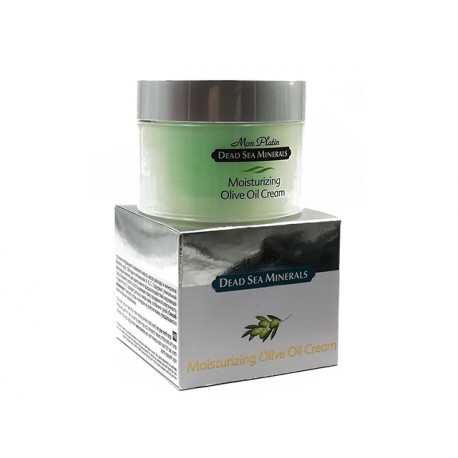 Moisturizing olive oil cream, DSM, 50 ml