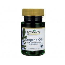 Oregano oil - 120 capsules