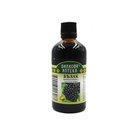Danewort, herbal tincture, Bioherba, 100 ml