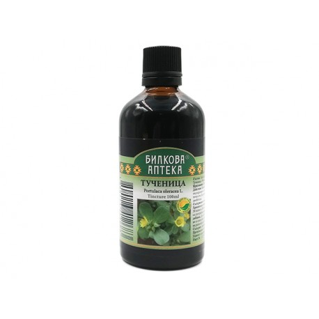 Purslane, herbal tincture, Bioherba, 100 ml