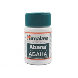 Abana, heart health, Himalaya, 30 tablets