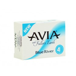 Natural soap with Bulgarian clay, Blue River, 100 g