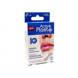 Herpes patches, Active Plast, 16 pcs