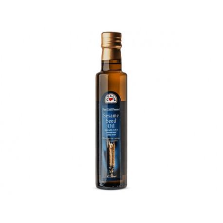 Сусамово масло, студено пресовано, Виталия, 250 мл.
