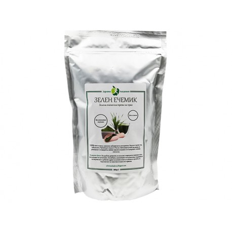 Зелен ечемик на прах, Здравна Академия, 500 гр.
