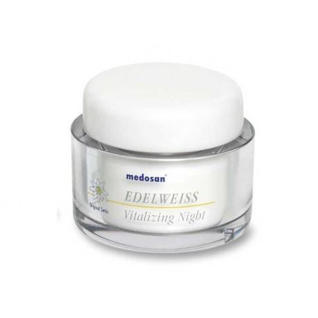 Edelweiss, vitalizing night cream, Medosan, 50 ml