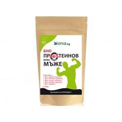 БИО Протеинов микс за мъже, Биониа, 200 гр.