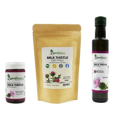 """Milk Thistle"" - Healthy package"