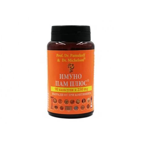 Immuno Pam Plus, Dr. Pamukoff, 90 capsules