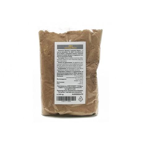 Linseed flour, Albo, 250 g