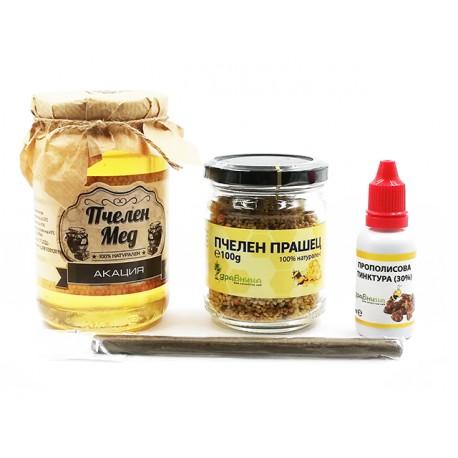 Пчелен пакет - Здравословен пакет