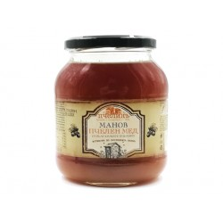 Natural Bulgarian Honeydew Honey, Pchelin, 900 g