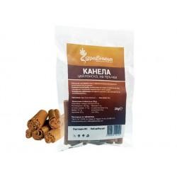 Cinnamon, Ceylon, bark, Zdravnitza, 20 g