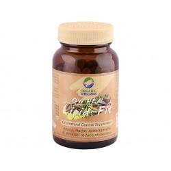 Липид-Фит, за контрол на холестерола, Органик Уелнес, 90 капсули