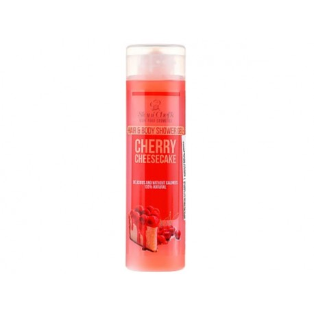 Hair and Body shower gel - cherry cheesecake, Stani Chef's, 250 ml