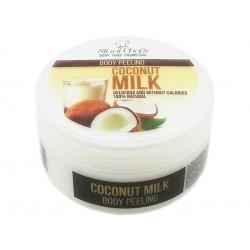 Body peeling - coconut milk, Stani Chef's, 250 ml