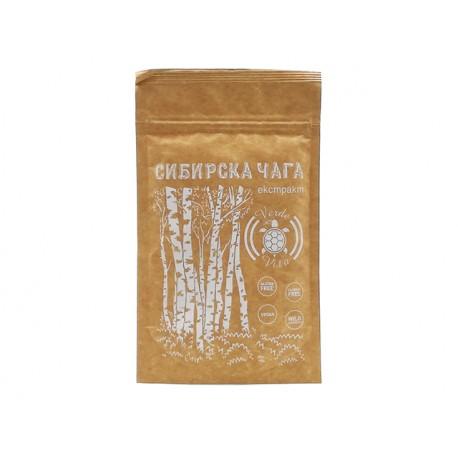 Siberian Chaga, dry extract powder, 70 g