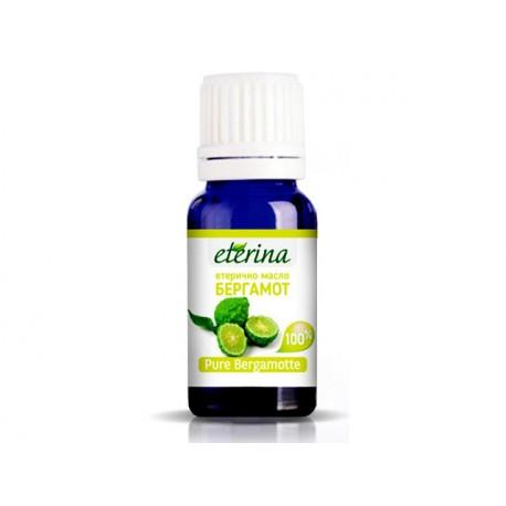 Pure Bergamotte essential oil, Eterina, 10 ml