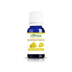 Pure Immortelle essential oil, Eterina, 10 ml