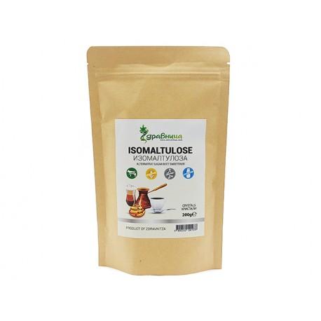 Isomaltulose, alternative sweetener, Zdravnitza, 200 g