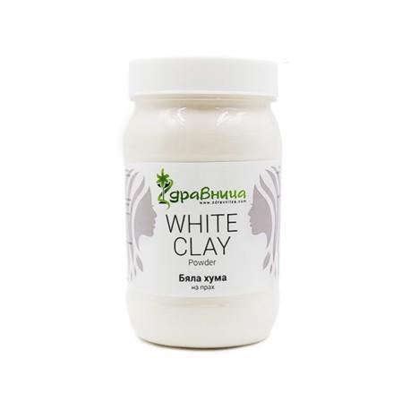 Натурална бяла хума, на прах, Здравница, 380 гр.