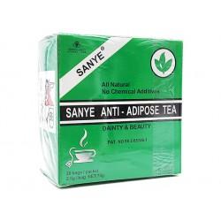 Китайски билков чай за отслабване, Сание, 30 филт. пакетчета