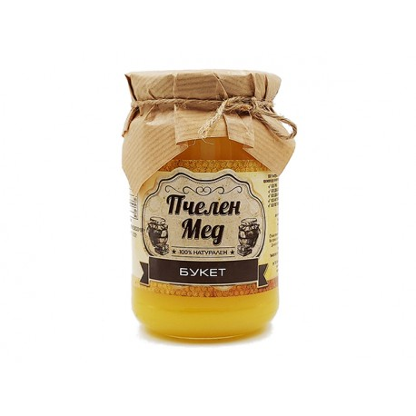 Bulgarian Honey - Polyflore, natural, Ambrozia, 450 g