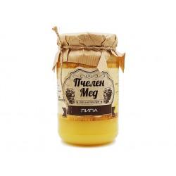 Пчелен мед - Липа, натурален, Амброзия, 450 гр.