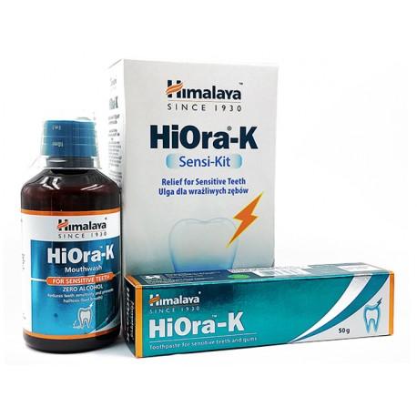 HiOra-K Sensi-Kit, relief for sensitive teeth, Himalaya, 1 pc