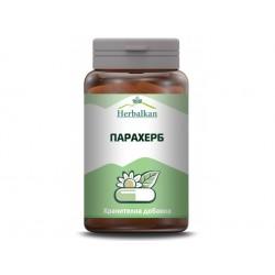 Paraherb, body detox, Herbalkan, 90 capsules