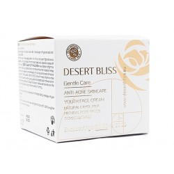Youth face cream with camel milk, Desert Bliss, 50 ml