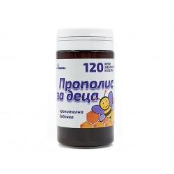 Propolis for children, immunity support, PhytoPharma, 120 capsules