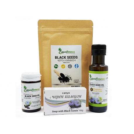 Black seed - Healthy package