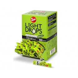 Light Drops, liquid sweetener with Stevia, EPSA, 200 sticks