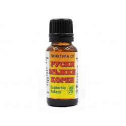 Russian Spurge root, tincture, Sunny Yambol, 20 ml