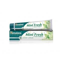 Гел за зъби с мента, Mint Fresh, Хималая - 75 мл.